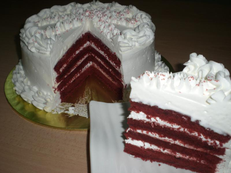 Red Velvet ~ RM 80.00