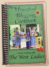 Homestead Blessings CookBook