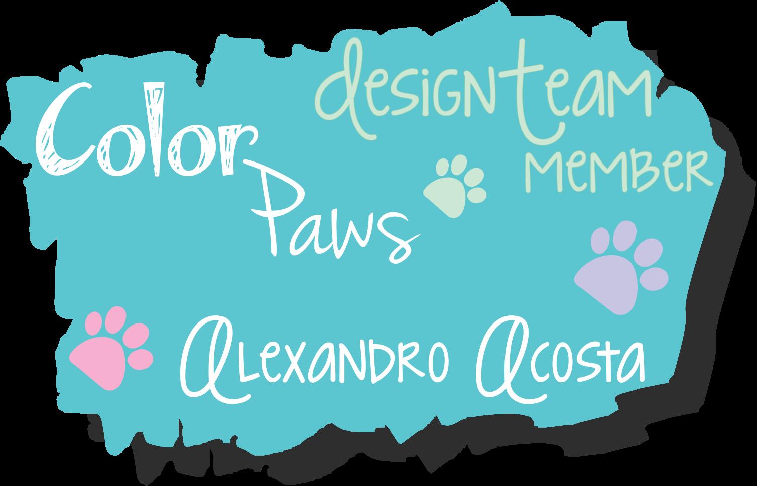 DT Color Paws