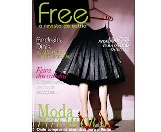Amostra Grátis Revista Free