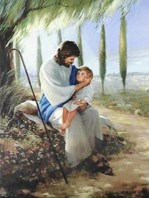 imágenes cristianas  de Jesús de amor