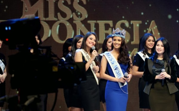 Indonesia Miss World 2014