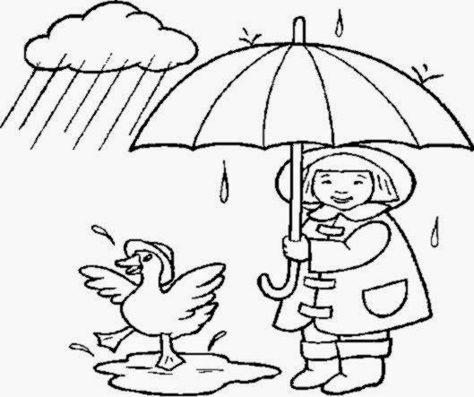coloring pages weather - photo#33
