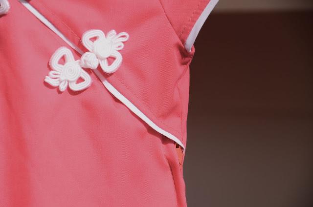The Dress, detail 3