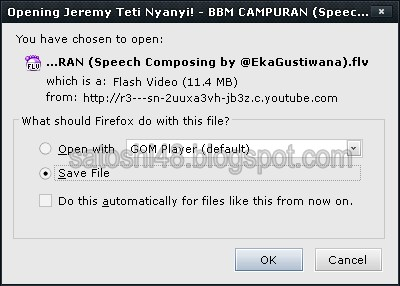 Download Video BBM Campuran