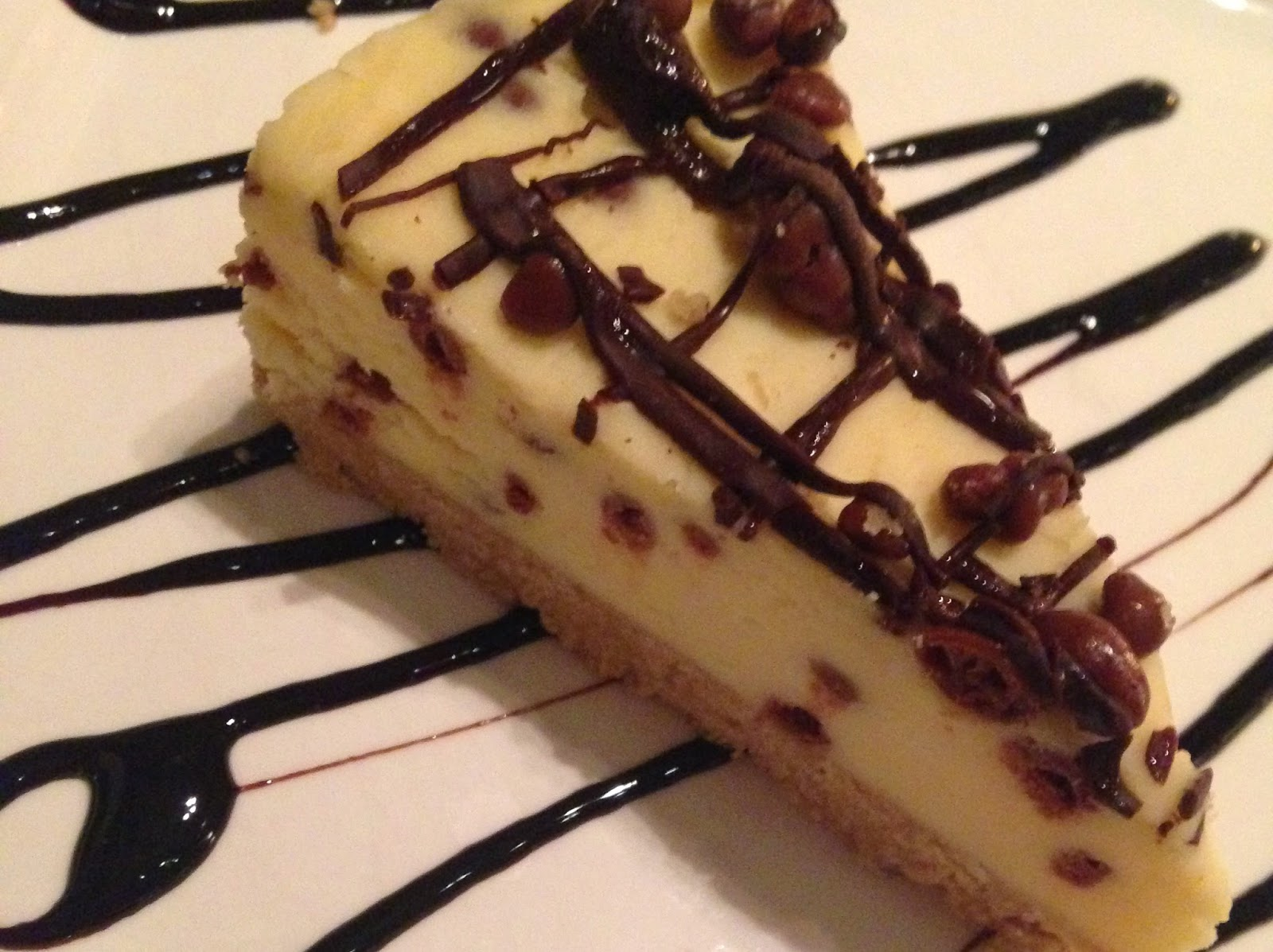 Prezzo Honeycomb Cheesecake