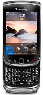BlackBerry Torch 9800 Ponsel Slider Harga 2 Jutaan