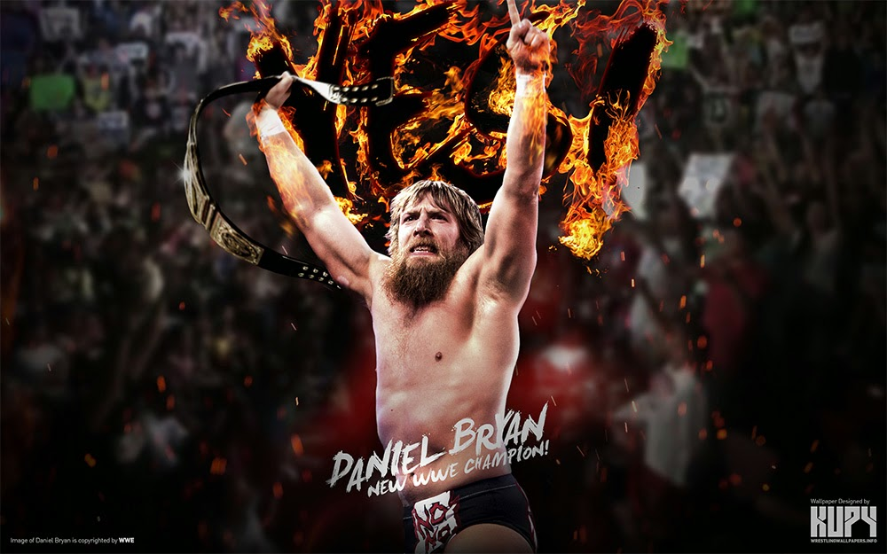 WWE Chile: NEW Daniel Bryan WWE Champion wallpaper! Daniel Bryan Iphone Wallpaper