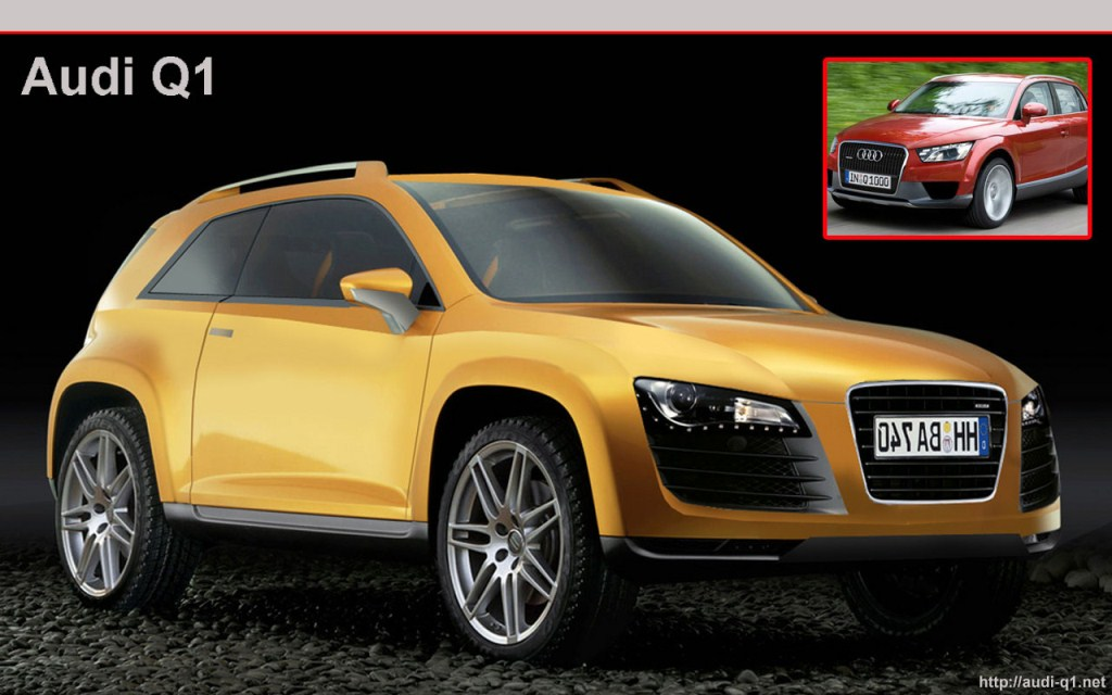 Audi Q1 Hd 2013 Collection 8 Wallpapers