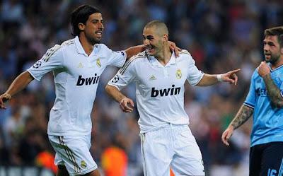 Real Madrid 3 - 0 Ajax Amsterdam (3)