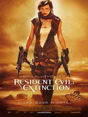 Vùng Đất Quỹ Dữ 3: Tuyệt Diệt - Resident Evil 3: Extinction (2007)