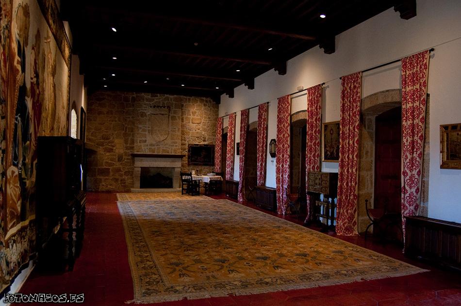 El lapiz banquete medieval for Salon medieval