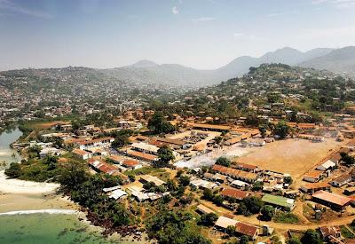 Freetown - Serra Leoa