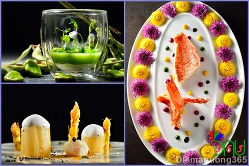Chiêm ngưỡng các món ăn Nhật Bản được trang trí đẹp nhất thế giới