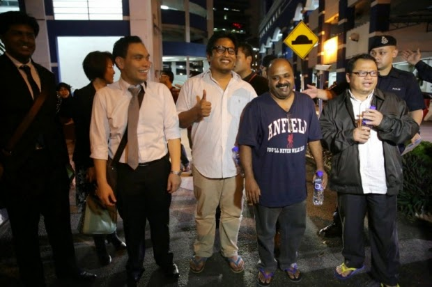 Arrest of TMI journalists Need to defend not just Freedom but also Integrity of the Press