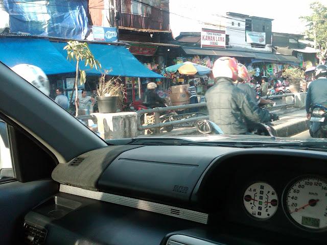 Foto Pasar Gembrong Cipinang