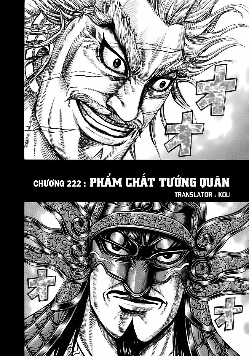 Kingdom – Vương Giả Thiên Hạ (Tổng Hợp) chap 222 page 3 - IZTruyenTranh.com