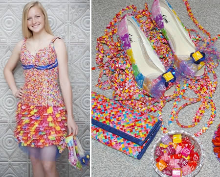 Wallpaper Leah: 12 Cool and Craziest Prom Outfits