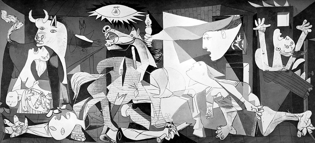 ¿Por qué es tan importante el Guernica de Pablo Picasso?