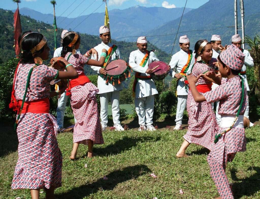 Nepali Folk Dance