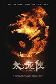 Film Man of Tai chi