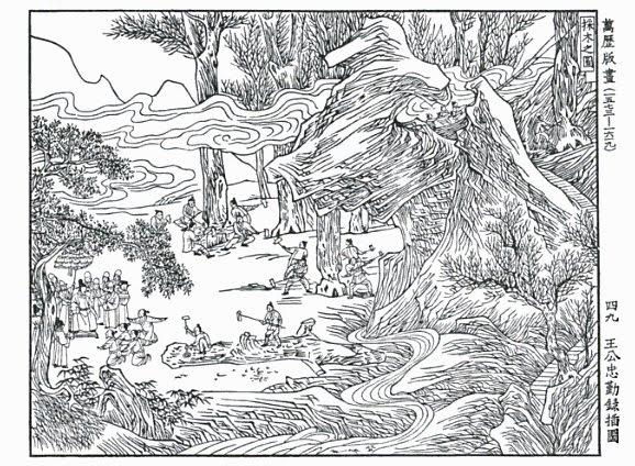 Drawing Of Deforestation