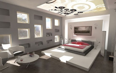 Bedroom Stylish and Comfortable Interior Design Ideas