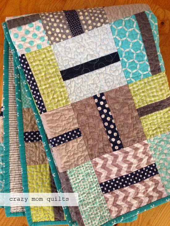 crazy mom quilts: Machine Quitling 101: batting : batting for baby quilt - Adamdwight.com