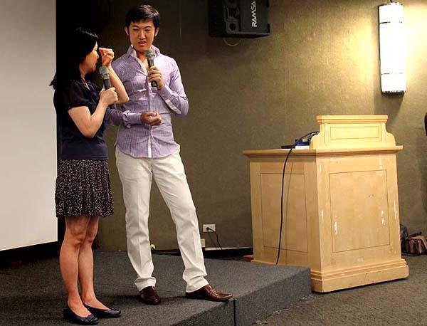 趙彥宇醫師台大演講,評估患者臉部輪廓問題