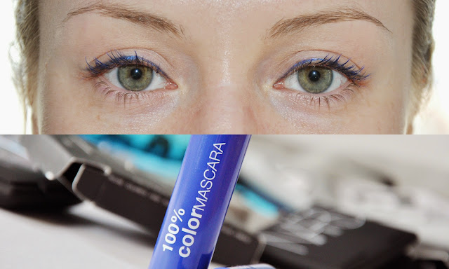 Debby 100% Color Mascara #03 Blue