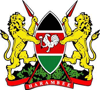 All The Real World: Coat of arms of Kenya