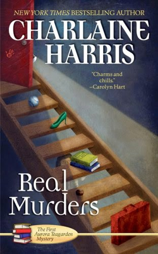 Real Murders is an entertaining mystery, the first in Charlaine Harris' Aurora Teagarden series