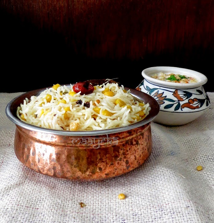 how to make chana daal pulao