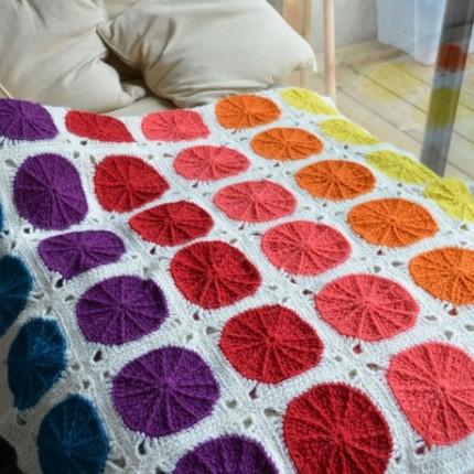 Sunny Spread - Free Pattern