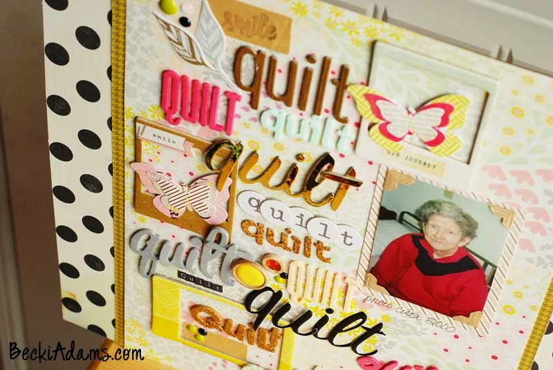 Heritage Scrapbooking ideas by @jbckadams