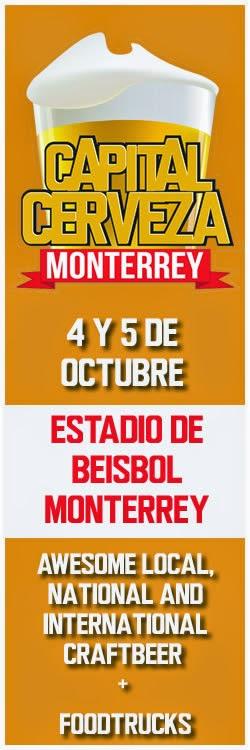 CAPITAL CERVEZA MONTERREY