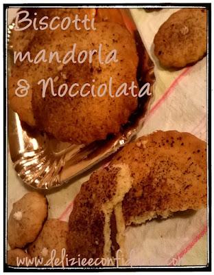 Biscotti mandorla e Nocciolata