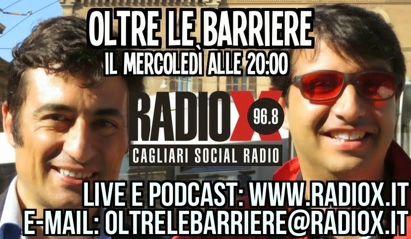 Oltre le barriere (Radio X)
