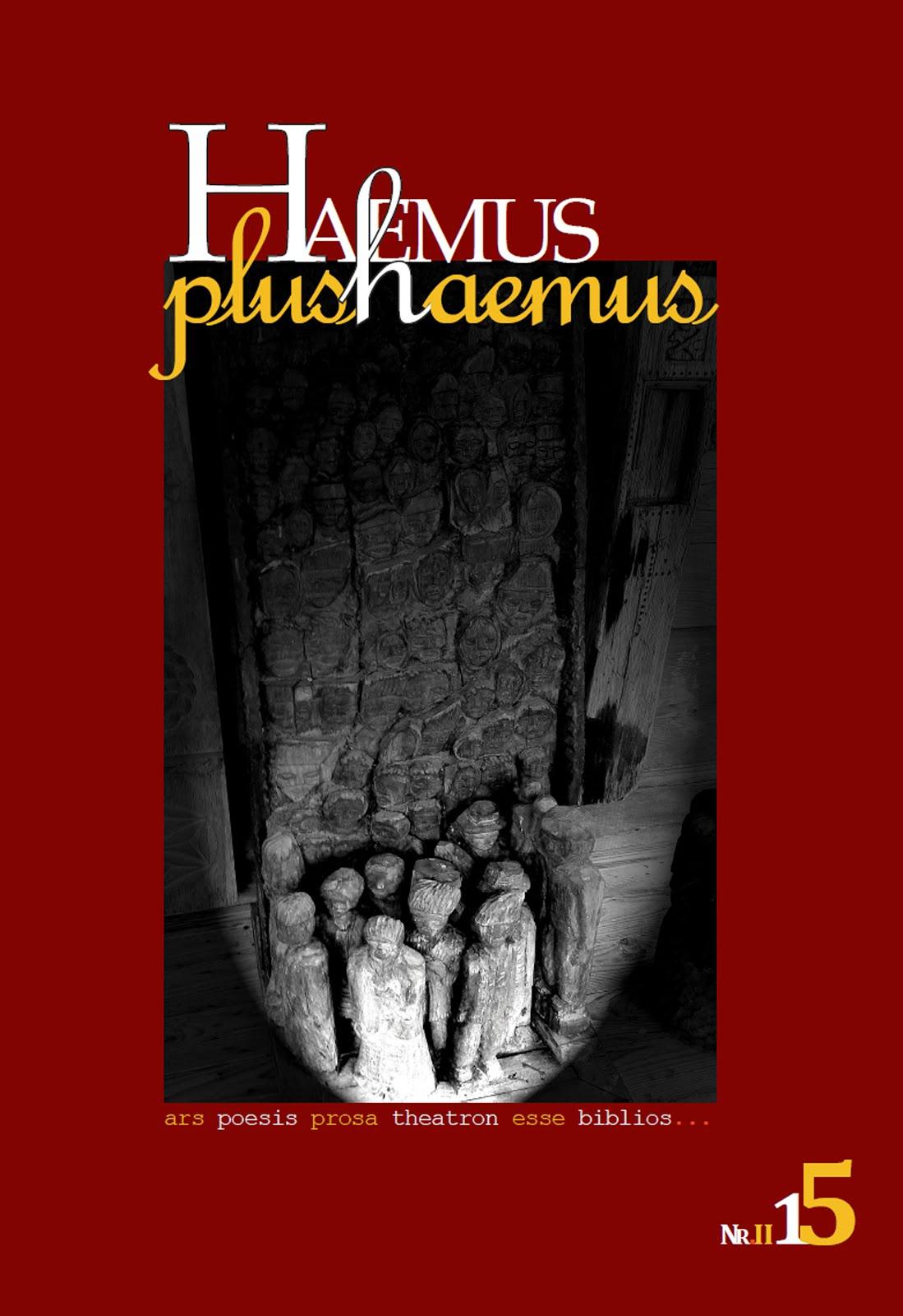 Haemus Plus Nr. II / 2015