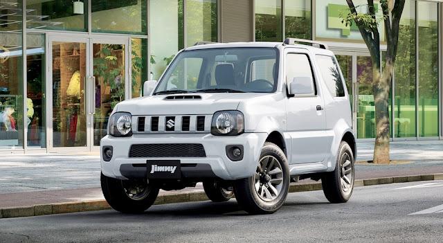 2015 Suzuki Jimny Price