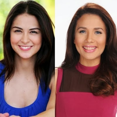 Marian Rivera and Karylle