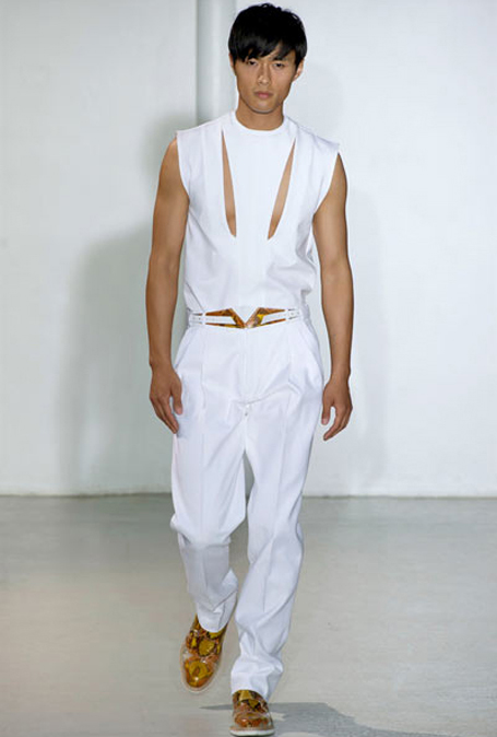  Men&#8217;s Pants Trends S/S 2013 The Baggy Pants