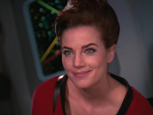 And Then There Was Jadzia Dax