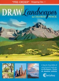 Colored Pencil Landscapes Step by Step
