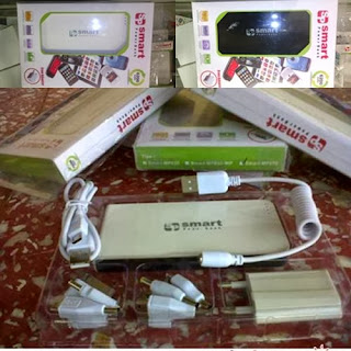 Power Bank Smart 6200 mAh