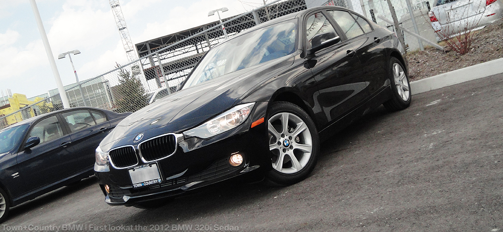 TownCountry BMW MINI Markham Blog First Look At The BMW - Bmw 320i 2012