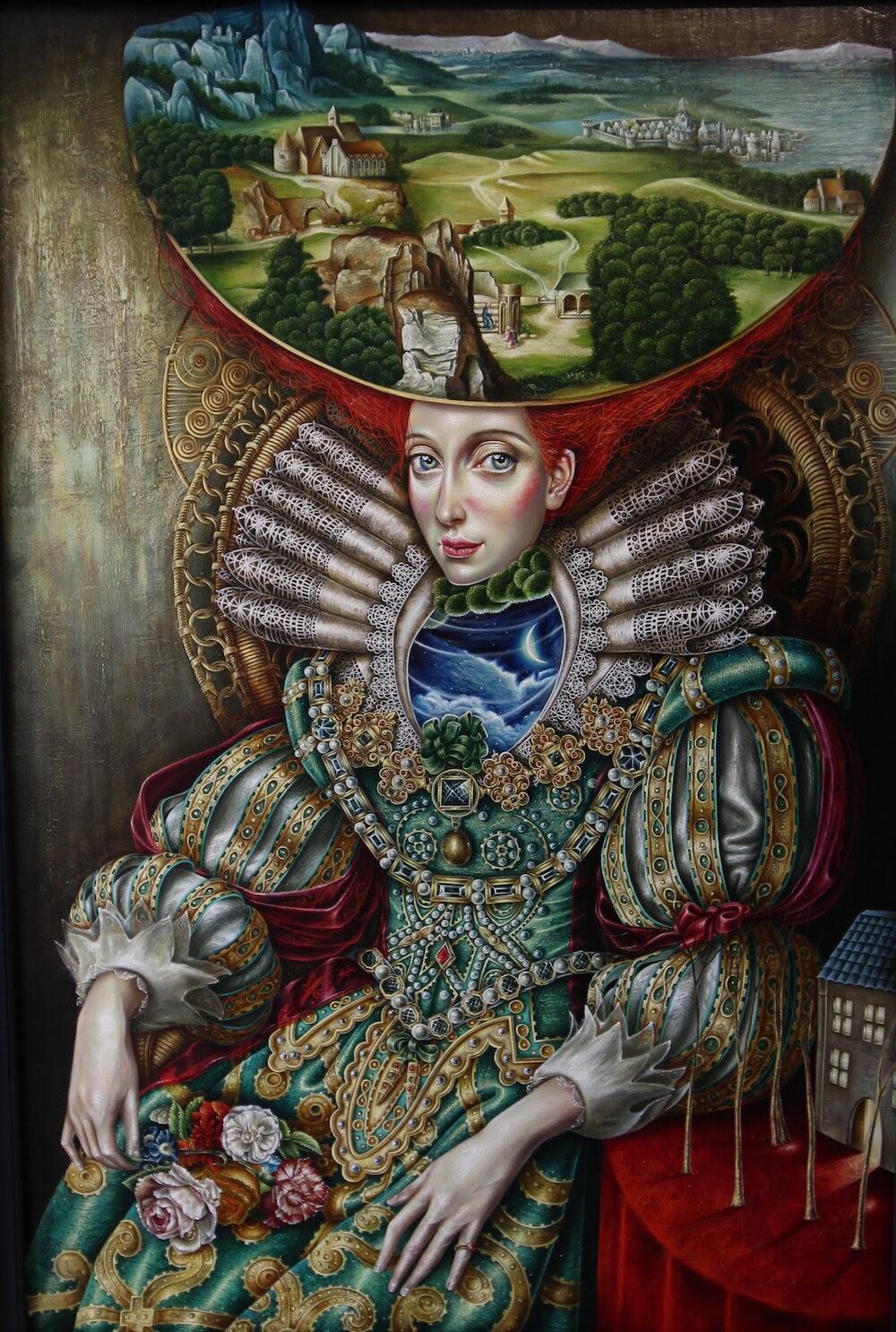 Luis Enrique Toledo del Rio Mother of Worlds
