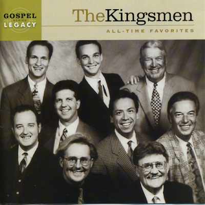 The Kingsmen Quartet-All Time Favorites-