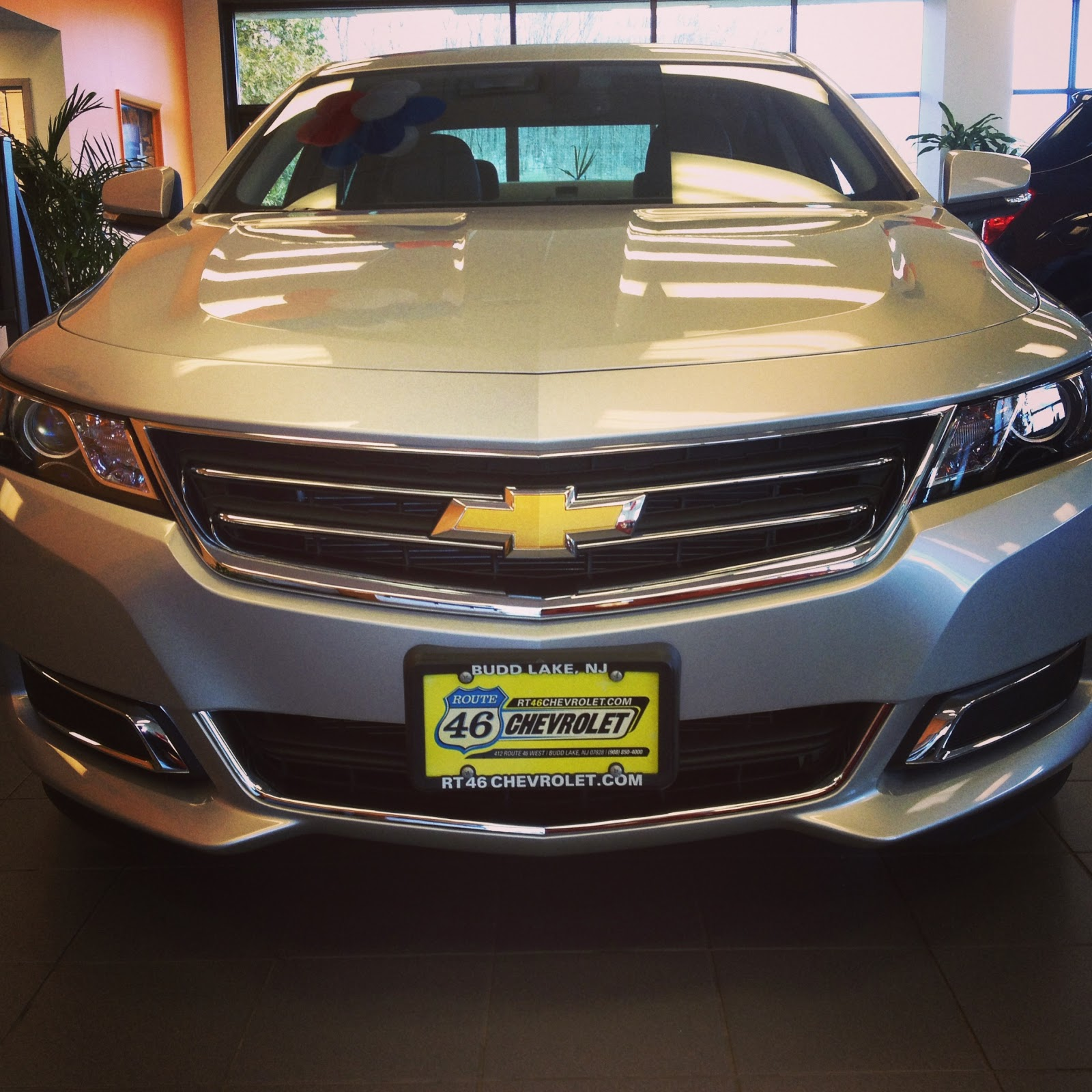 Route 46 Chevrolet 2014 Chevy Impala