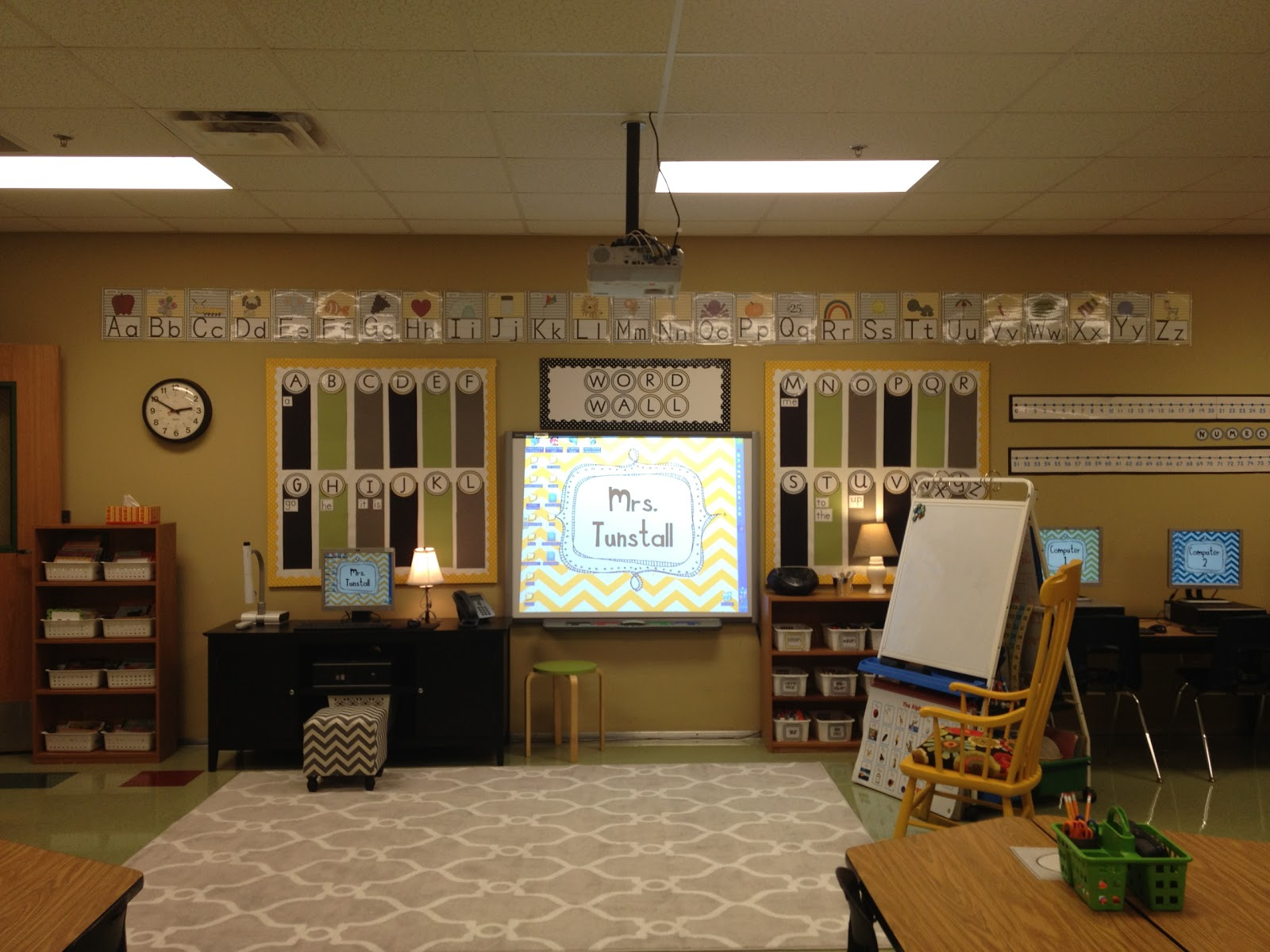 Neutral Classroom Decor ~ Classroom tour tunstall s teaching tidbits